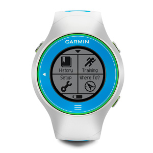 Garmin Forerunner 610 Special Edition Touchscreen GPS Training Watch