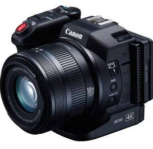 Canon XC10 13.36 MP Ultra HD Camcorder - 4K